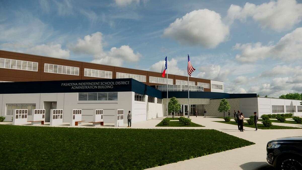 Pasadena ISD is planning a new $27 million, three-story administration building and projects facility completion next fall. The planned 119,320-square-foot building will relocate administrative staff, currently housed at an aging facility at 1515 Cherrybrook Lane, to a more centralized location on Fairmont.