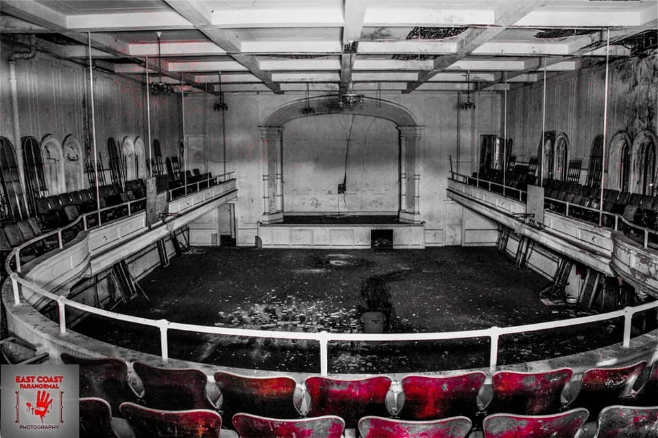 Ghost hunters spot 'shadow people,' 'goat-humanoid' at Ansonia opera house