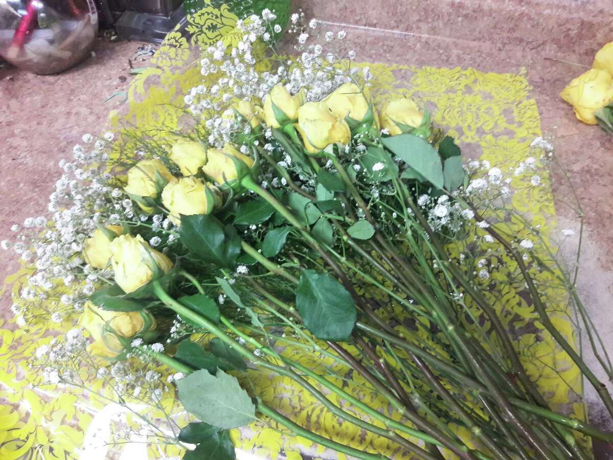 The cutting table isn't as lean this year as it was last year during the beginning of the pandemic. Valentine's Day and Mother's Day this year are better for area florists even though some flowers are being substituted because of a lingering shortage.