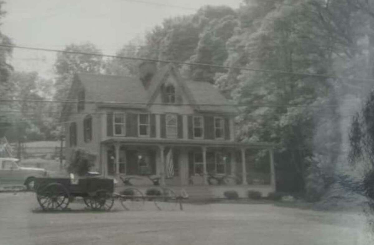 The Gregory Home, located at 2 Pimpewaug Road in Wilton, has been a topic of discussion for proposed developments on the property in years past because of its historic significance.