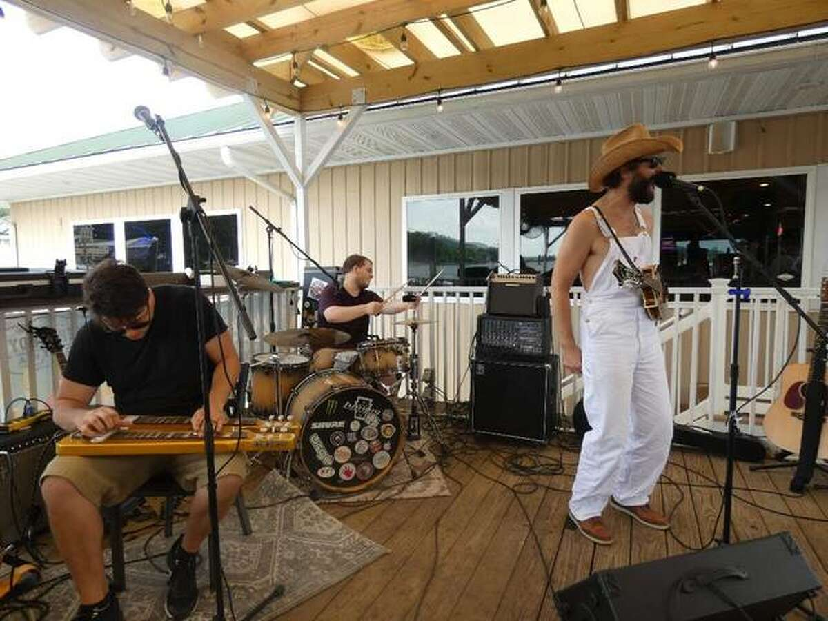 Roaming Home is one of 16 bands scheduled to perform Saturday, May 16, during the Trinity River Festival in Cottage Hills. Another nine bands are slated to take the stage Friday in the two-day fundraiser.