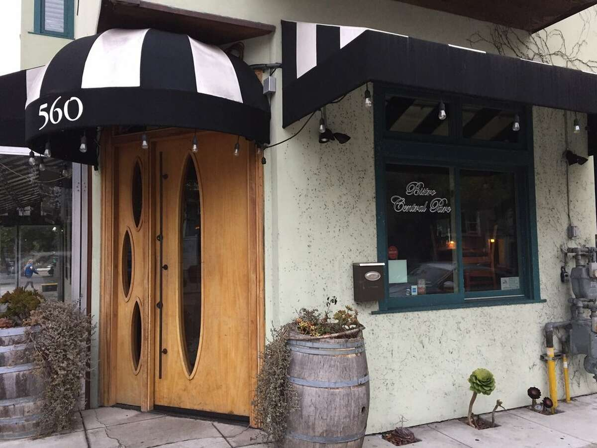 Bistro Central Parc, at 560 Central Ave. in San Francisco, is reopening after a two-year closure.