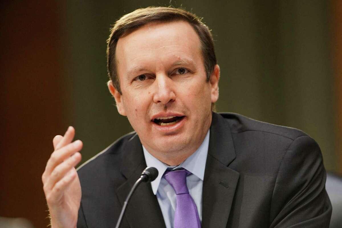 Sen. Chris Murphy, D-Conn.