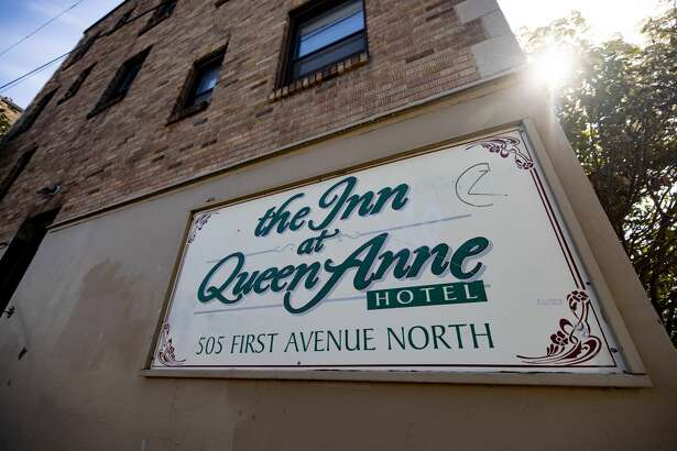 The Inn at Queen Anne.