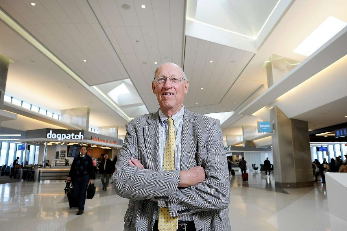 Art Gensler, an architect who died at the age of 85 on May 10, 2021, founded the design firm Gensler. He made a specialty of airports, including the expansive boarding area in the United terminal at San Francisco International Airport that debuted in 2014.