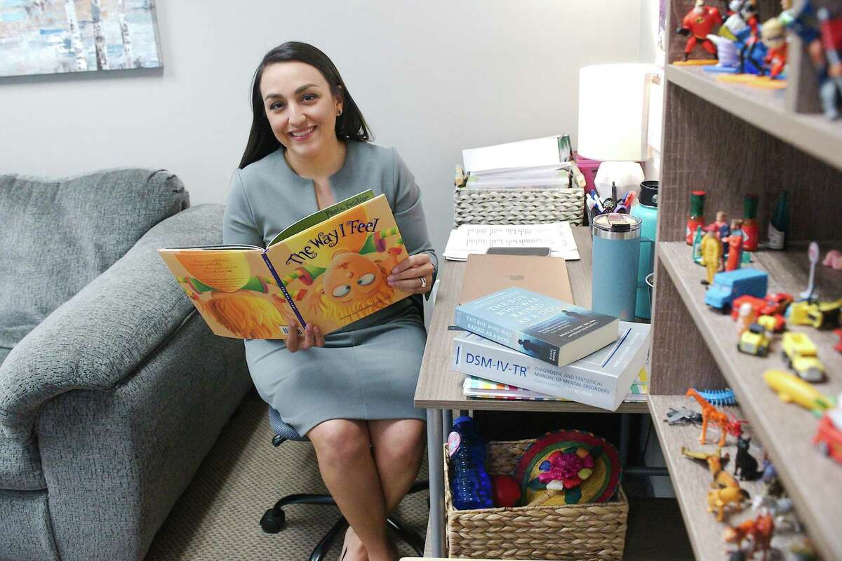 Newly elected Pasadena ISD school board member and child therapist Paola Gonzalez Fusilier says she wants to ensure students' mental health needs are addressed.
