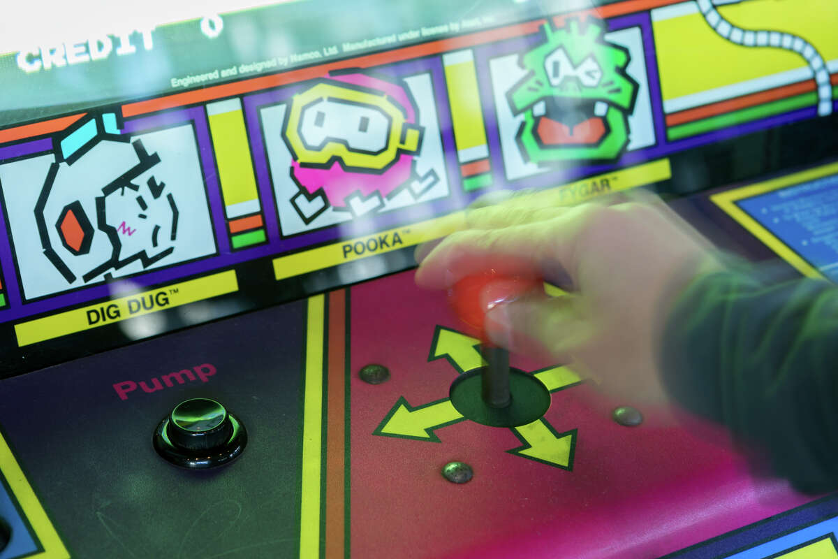 San Francisco's arcade bars are among some of the last public spaces to reopen in the city.