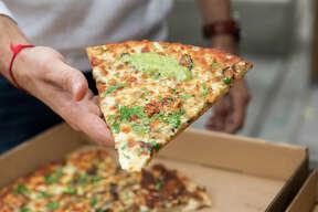 The Cheeseboard Pizza, 1512 Shattuck Ave, Berkeley.