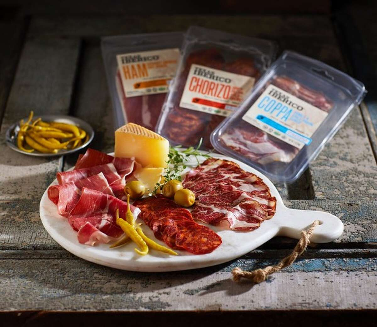 This locally made ham blends the best of European with South Texas flavors.