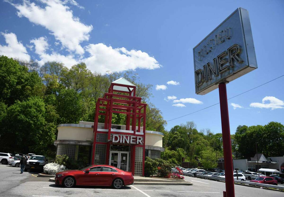 Bull's Head Diner in Stamfordon Tuesday. The High Ridge Road staple has closed its doors after 25 years in business.