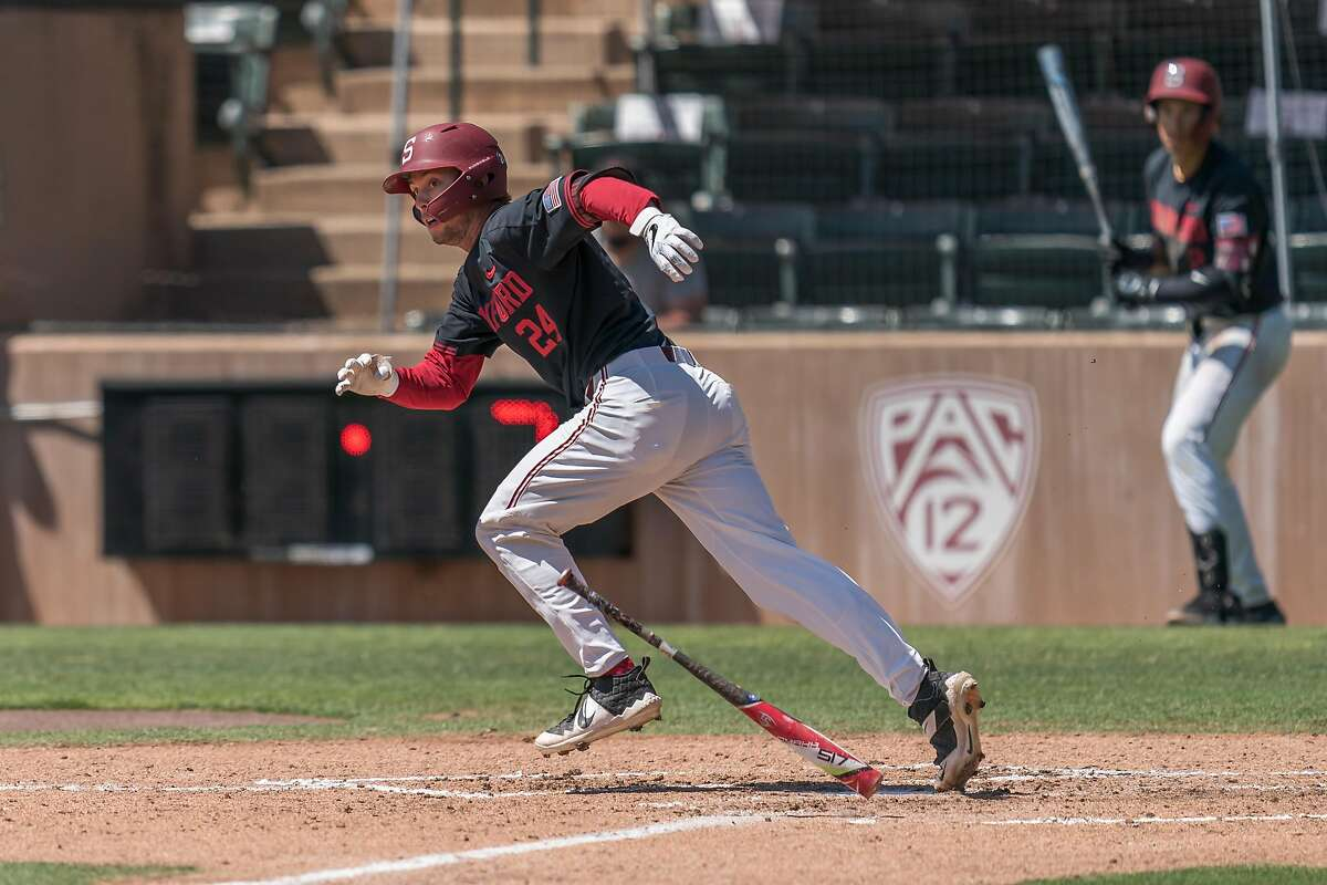 Nick Brueser leads Stanford with a .321 batting average.