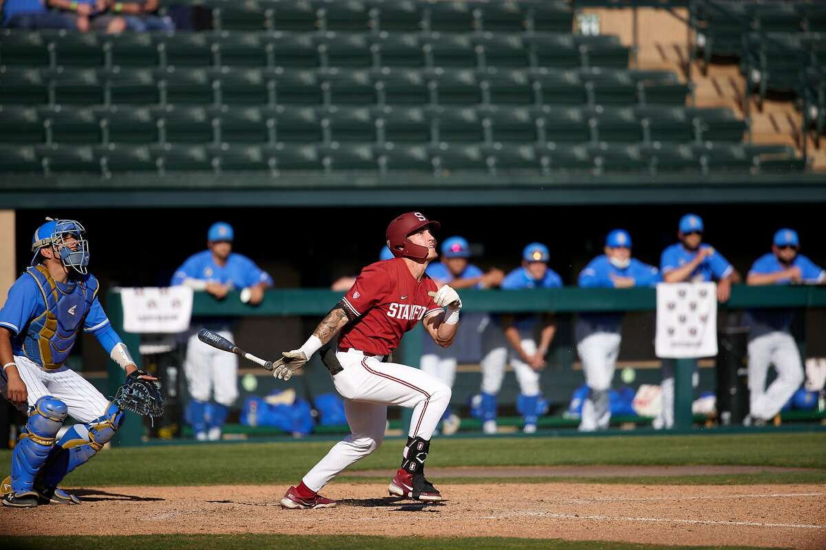 Through Monday, Brock Jones led Stanford in home runs this season with 10.
