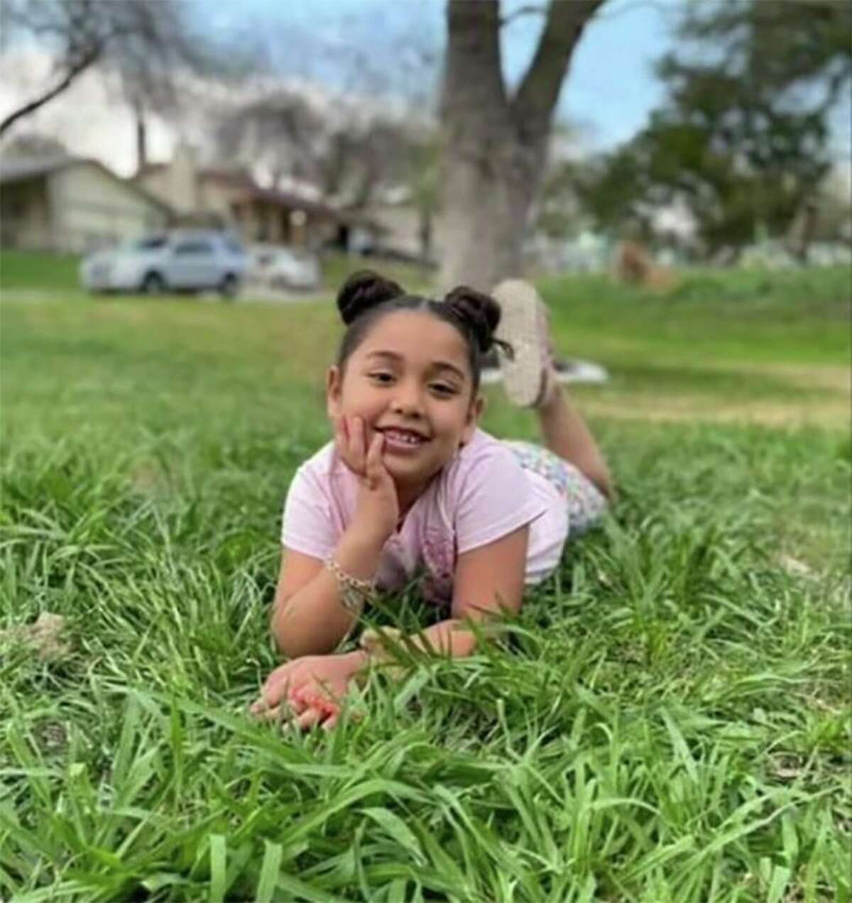 Saryah Perez, 6, was killed in a shooting May 9 at a car club gathering on the West Side.