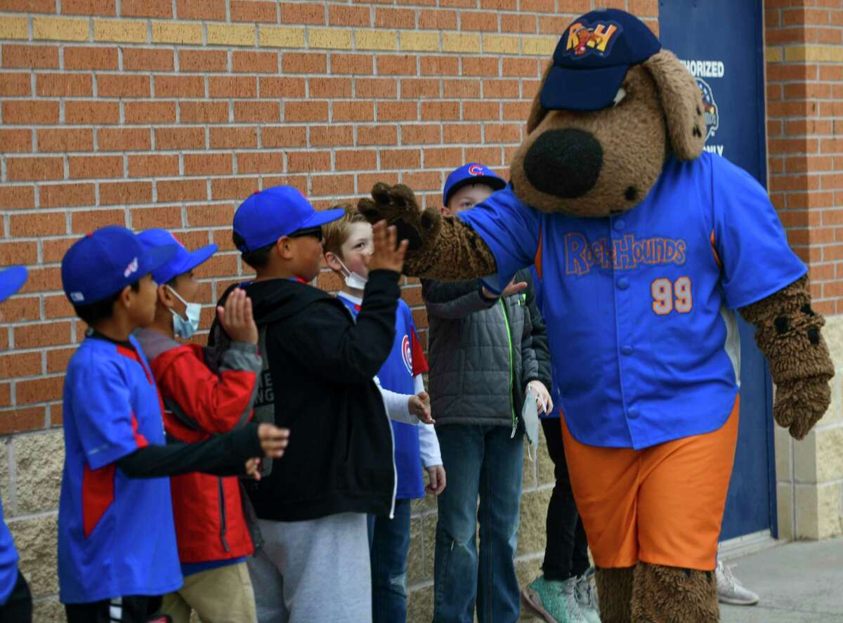 Scenes from the Rockhounds season opener Tuesday, May 11, 2021 at Momentum Bank Ballpark. Jacy Lewis/Reporter-Telegram