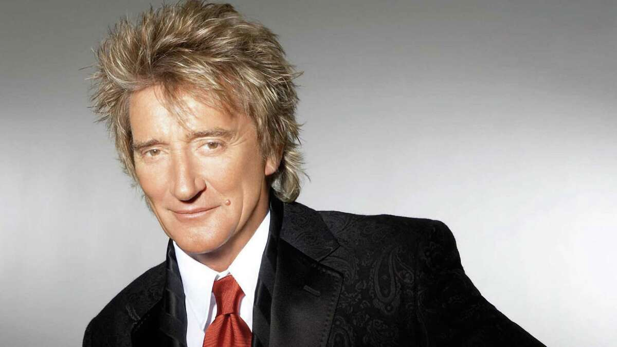 Singer Rod Stewart is scheduled to perform Aug. 7 at the Mohegan Sun Arena in Uncasville.