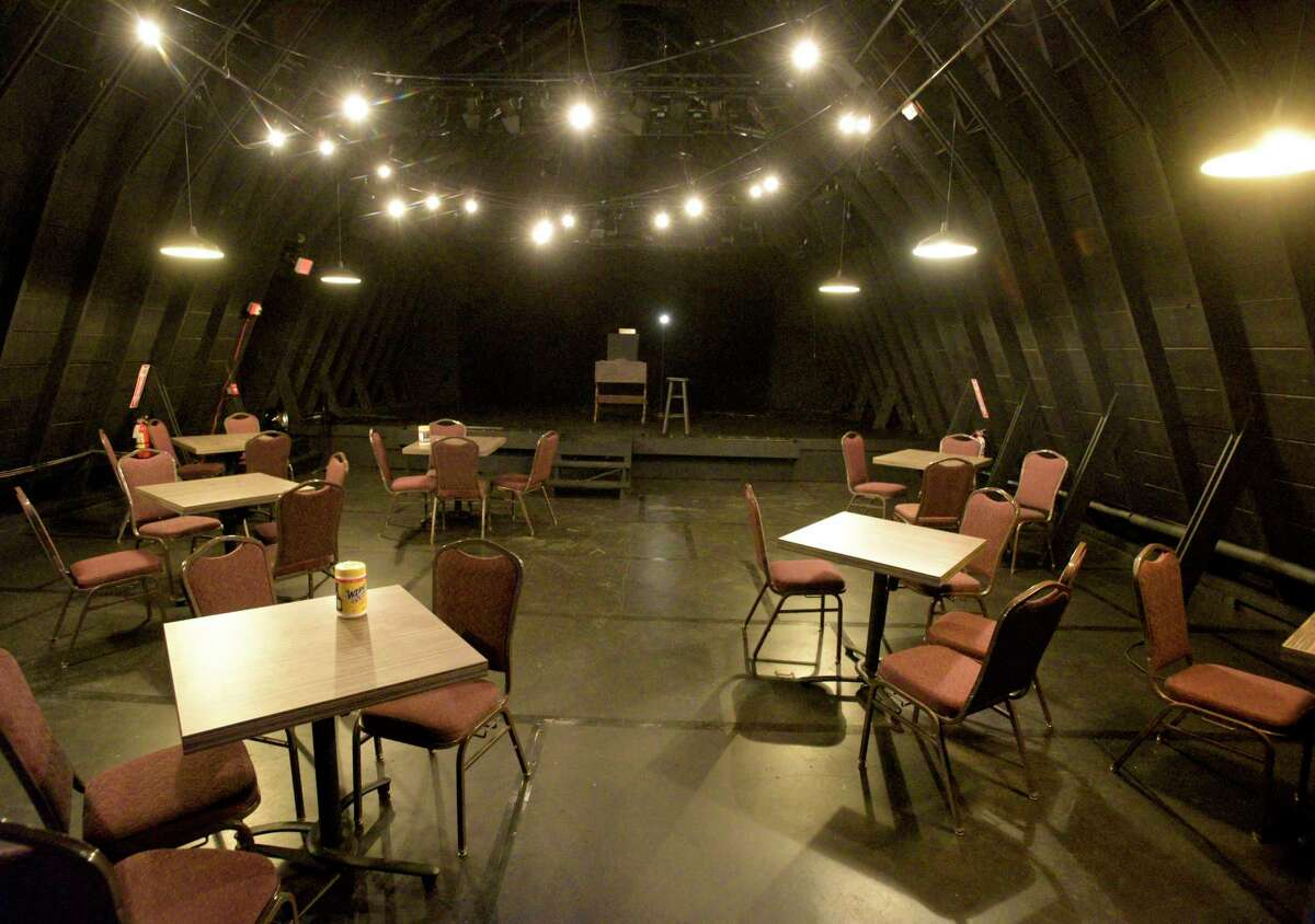 The Ridgefield Theater Barn on Halpin Lane will reopen for live performances this summer.