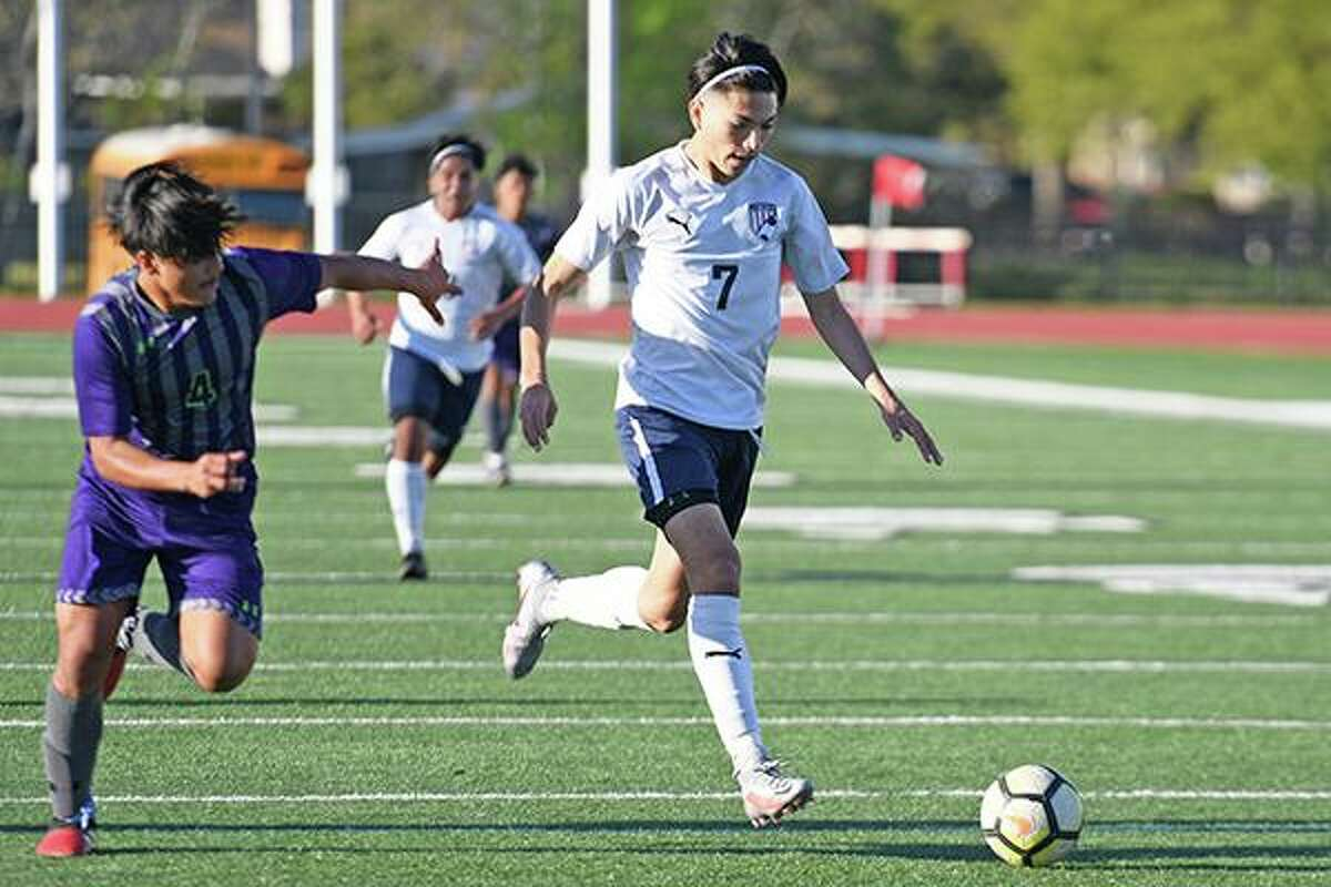 Cypress Springs High School senior Daniel Castro was voted District 16-6A's Most Valuable Player.