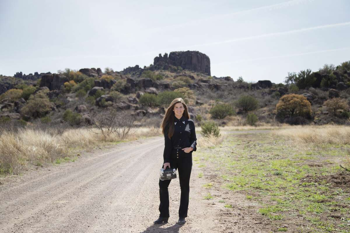 Lone River Ranch Water founder and CEO Katie Beal Brown.