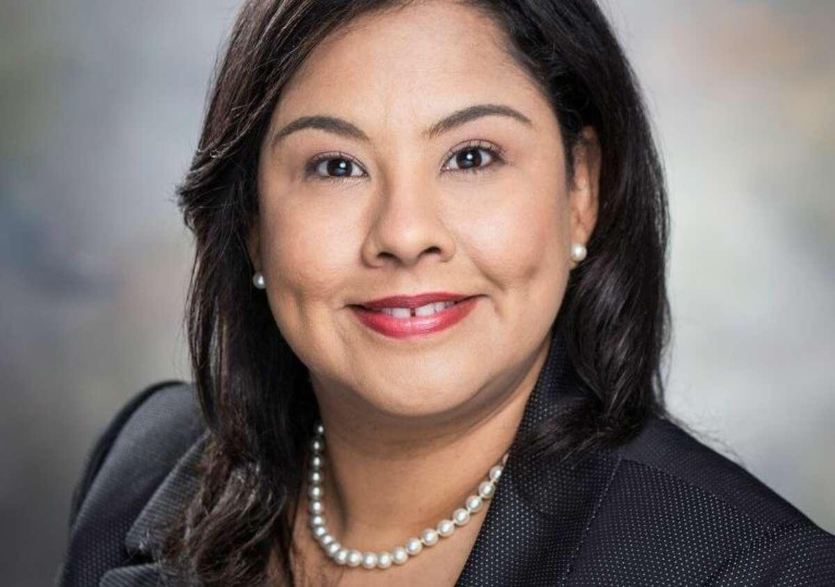 Roxana Delgado, co-founder of the TBI Warrior Foundation and Reel Wives alum.