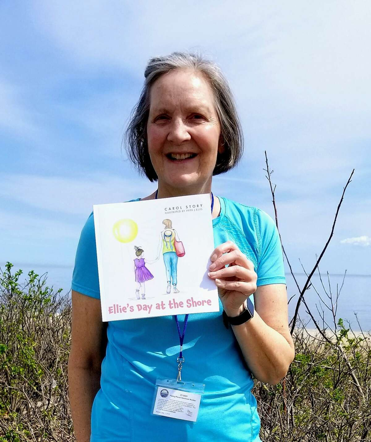 Norwalk resident and conservationist Carol Story wrote a children's book called