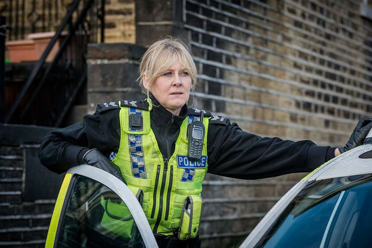 """#49. Happy Valley - IMDb user rating: 8.4 - Years on the air: 2014-present Another BBC cop show, """"Happy Valley,"""" follows Sarah Lancashire as police sergeant Catherine Cawood, a woman who lost her daughter to suicide and is now raising her daughter's troubled son, who was the product of rape, as she investigates the man she suspects of causing her daughter's death. Now in its third season, the series has been nominated and has won a number of prestigious awards."""