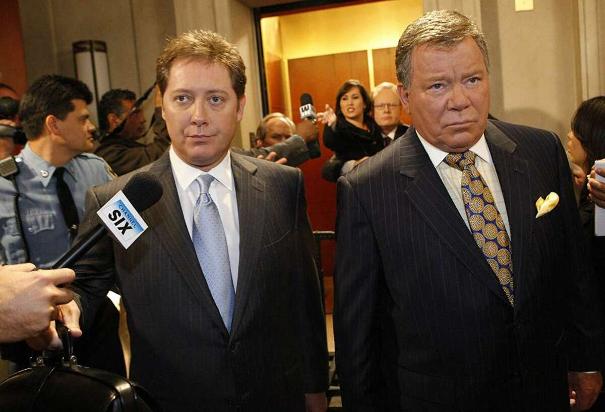 """#48. Boston Legal - IMDb user rating: 8.4 - Years on the air: 2004-2008 For five seasons, viewers watched the lawyers of Crane, Poole & Schmidt earn their exorbitant hourly rates in this spin-off of """"The Practice."""" James Spader, Candice Bergen, and William Shatner starred in the show from David E. Kelley, creator of """"Doogie Howser, M.D.,"""" """"Ally McBeal,"""" and other big TV hits. Shatner won a Golden Globe for his performance as Denny Crane."""