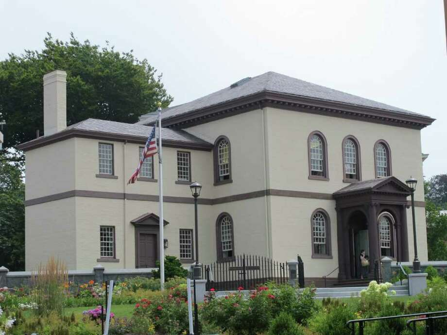 Touro Synagogue, Newport, R.I. (Alexandra Schuman)
