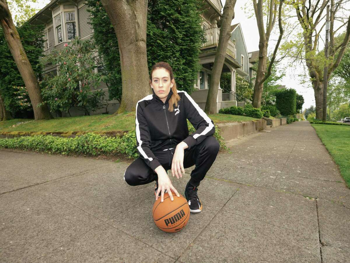 Former UConn great and WNBA All-Star Breanna Stewart is signing with Puma and will receive her own signature sneaker, the company announced Wednesday.