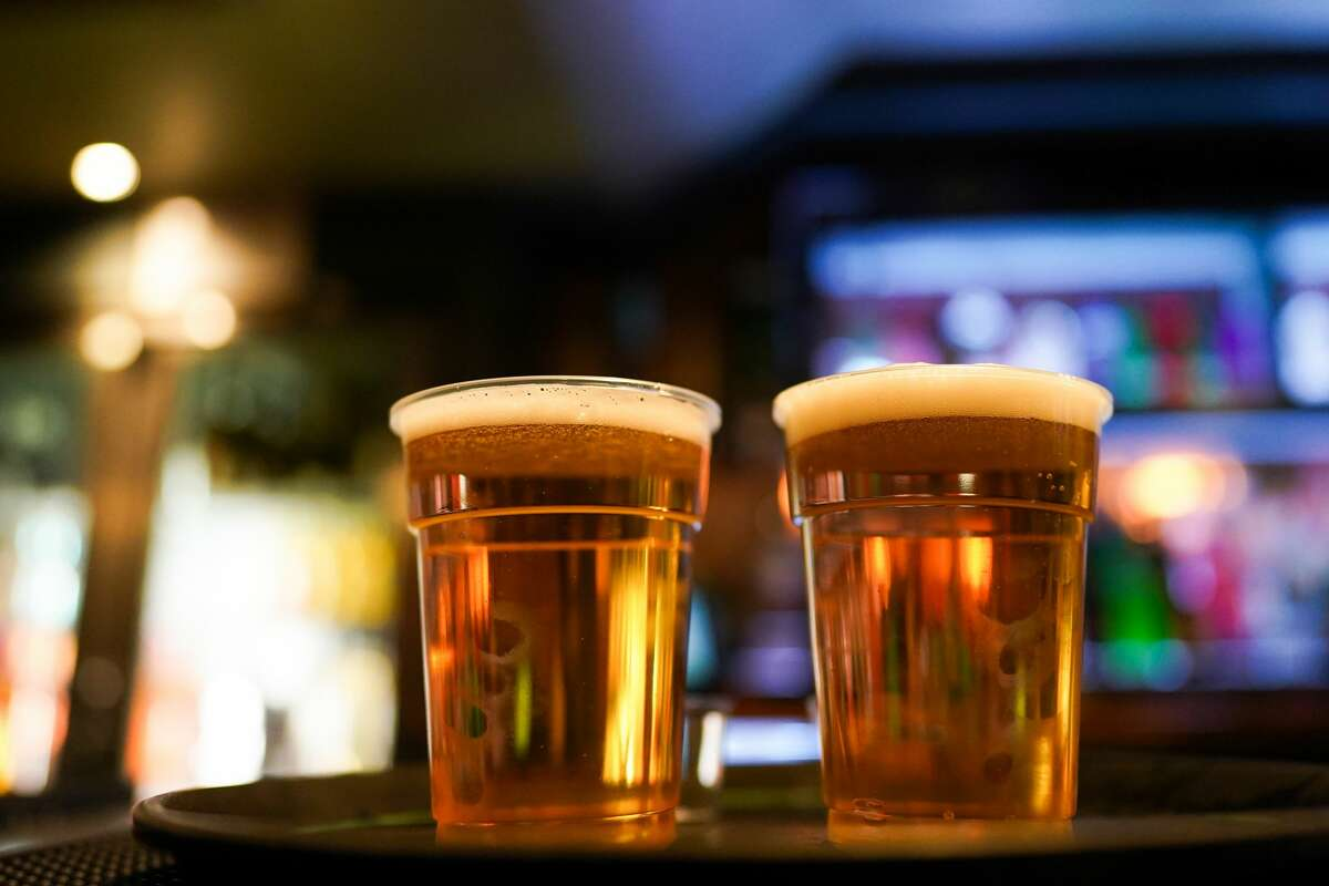 Connecticut is one of just five states where self-pour alcohol machines are not permitted to be used. (Photo by Ian Forsyth/Getty Images)