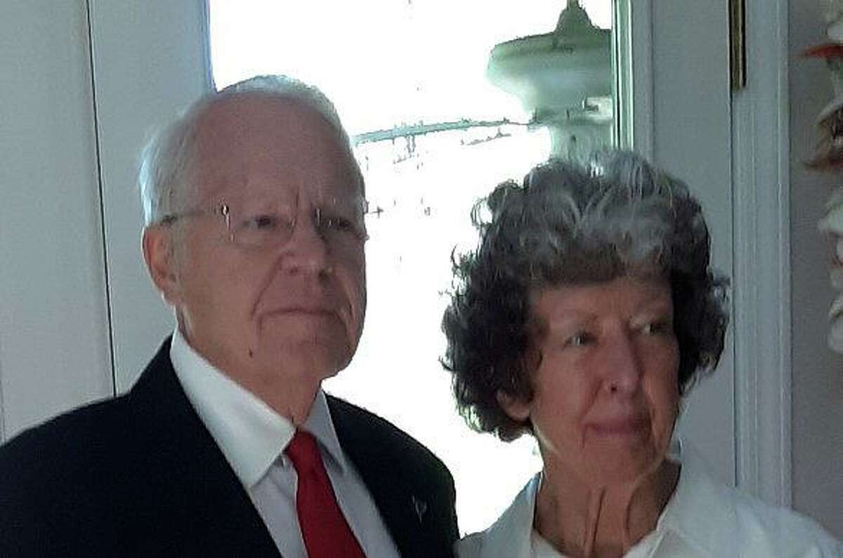 Frank and Merlynn Hersom are working to update a Historical Resource Survey of Conroe and the surrounding area.