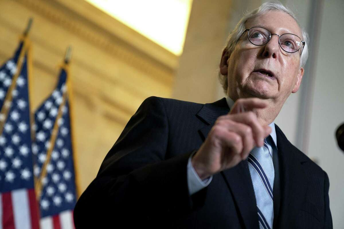 Senate Minority Leader Mitch McConnell recently said he did not view 1619 as a significant date in American history. But without 1619, the Constitution is a different document and America a different nation.