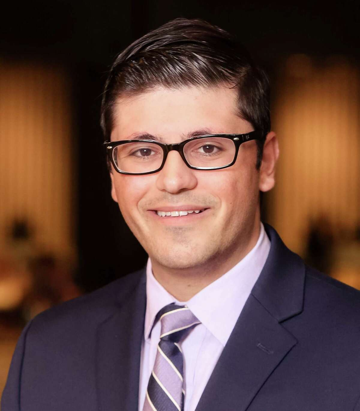 Cromwell Town Councilman James Demetriades is one of two liaisons to the newly formed Diversity Equity and Inclusion Committee.