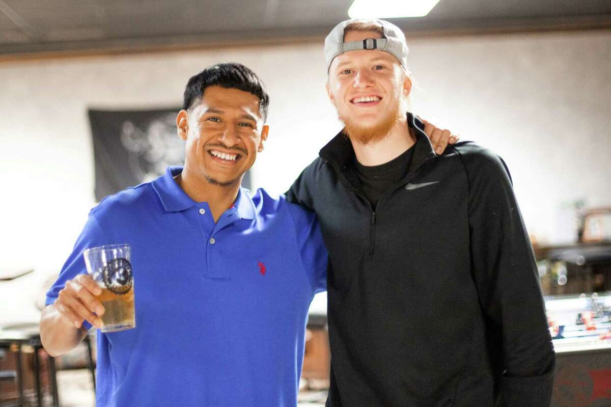Mike Sanchez and Caleb Corbell launched Texas Brewery Tours in late February. The tour starts at Margaritaville and takes guests to craft breweries including Southern Star, B-52 and Copperhead Brewery. Now they're hosting a special tour for veterans and a special tour for first responders.