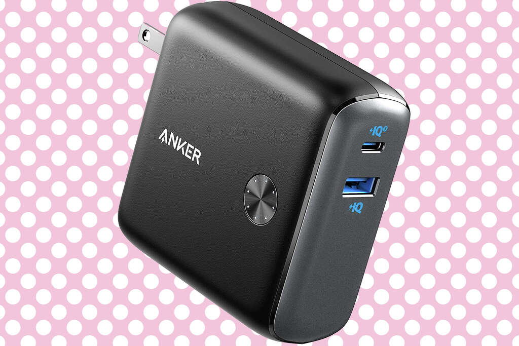 Anker Cell Phone Portable Power Banks and Lightning Cables at Amazon
