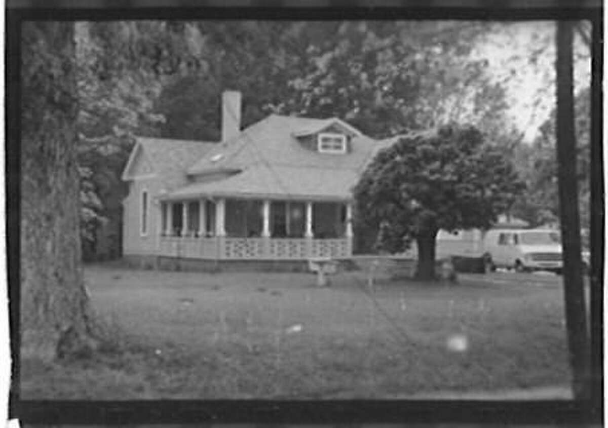 The house at 1103 Second St. 30 years ago