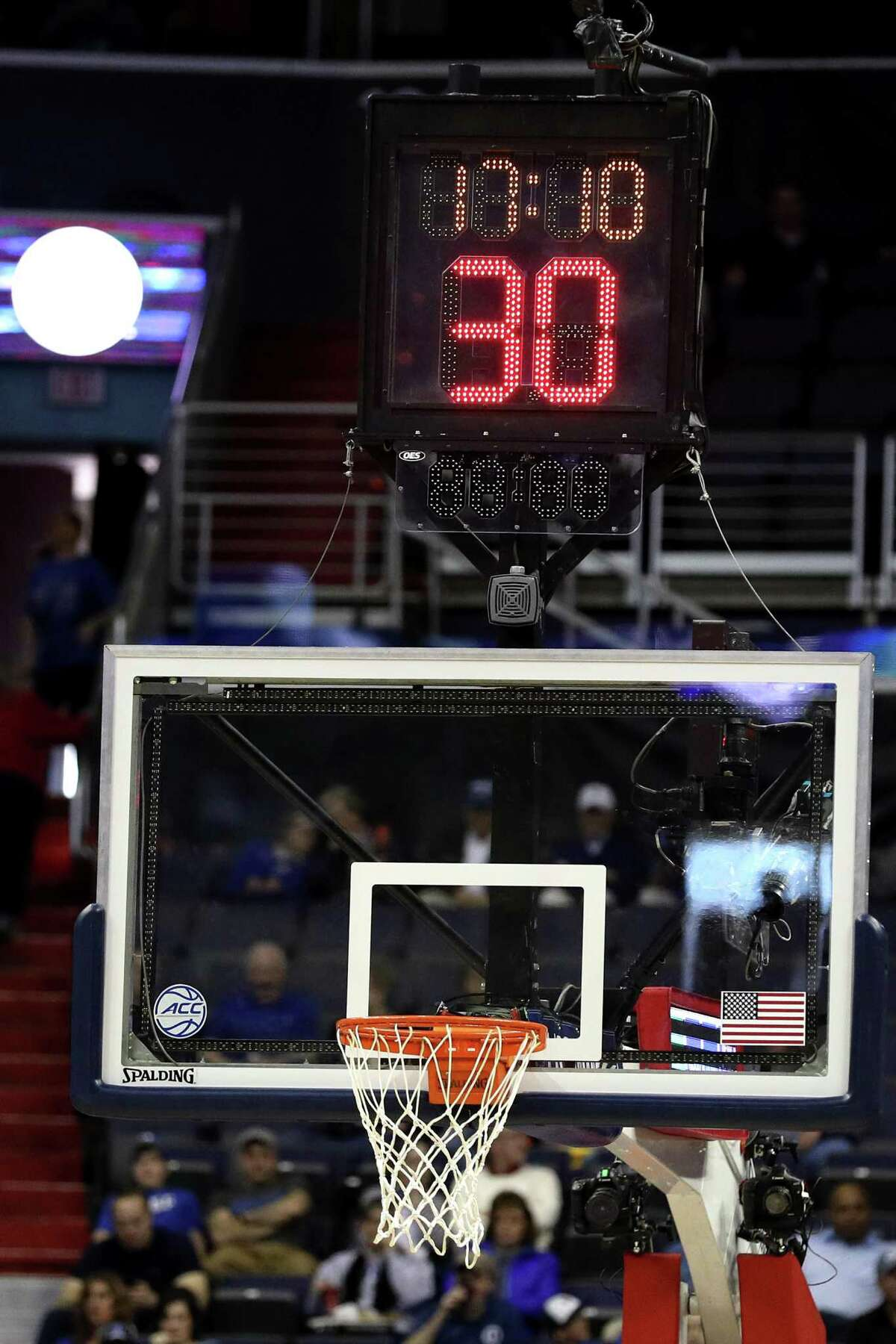 The National Federation of State High School Associations at its April meeting approved a 35-second shot clock for use beginning in the 2022-23 season.