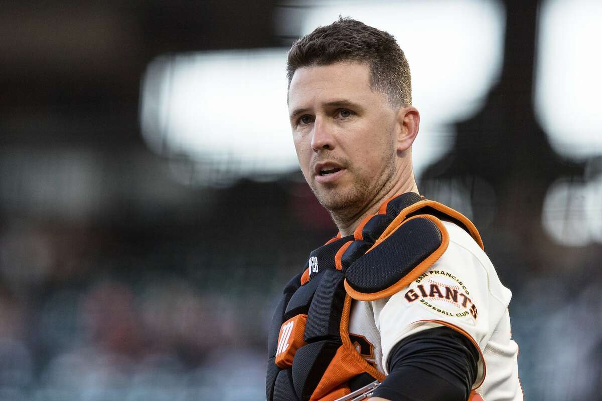 Buster Posey and the Giants visit Pittsburgh at 3:30 p.m. Thursday (NBCSBA/104.5, 680).