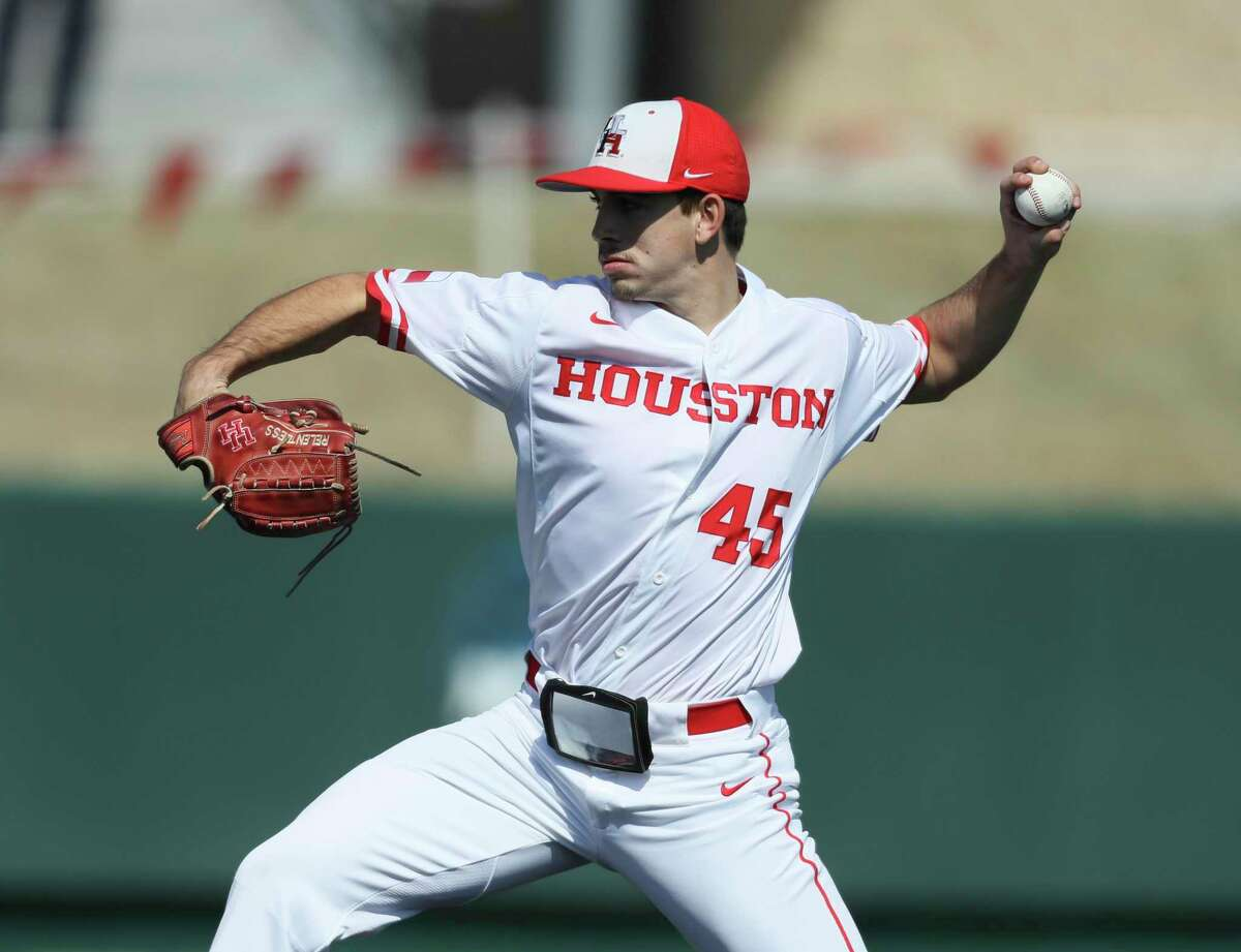 UH lefthander Robert Gasser was drafted in second round by San Diego.