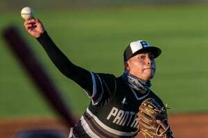 Greg Campos and United South Panthers open their area series against Edinburg Vela on Thursday in Roma.