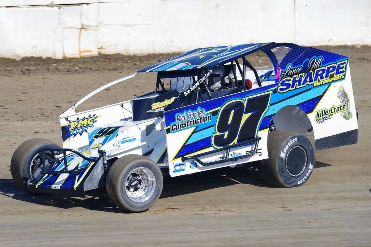 Driver Bobby Hackel returns to race fulltime at Lebanon Valley this year.