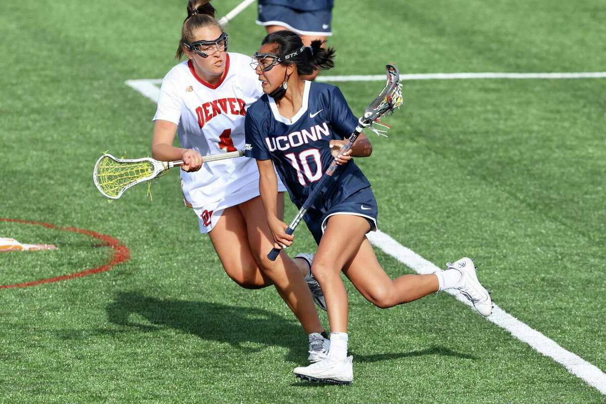 Lia LaPrise leads the Big East with 4.22 points per game. She's UConn's leader in points and assists heading into the Huskies' opening round of the NCAA Tournament this weekend.
