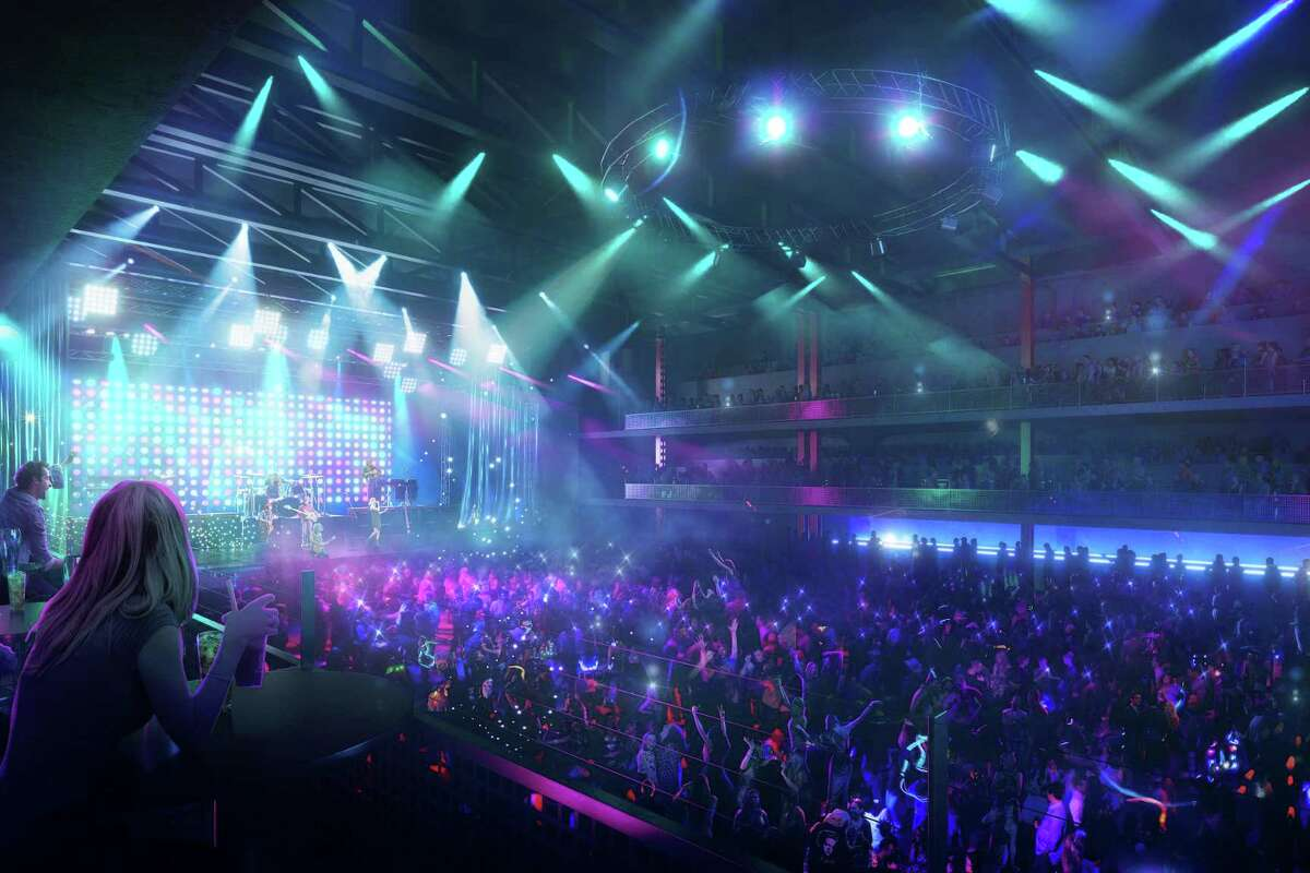 The Terminal, a 5,000 capacity concert venue, is coming to Post Houston