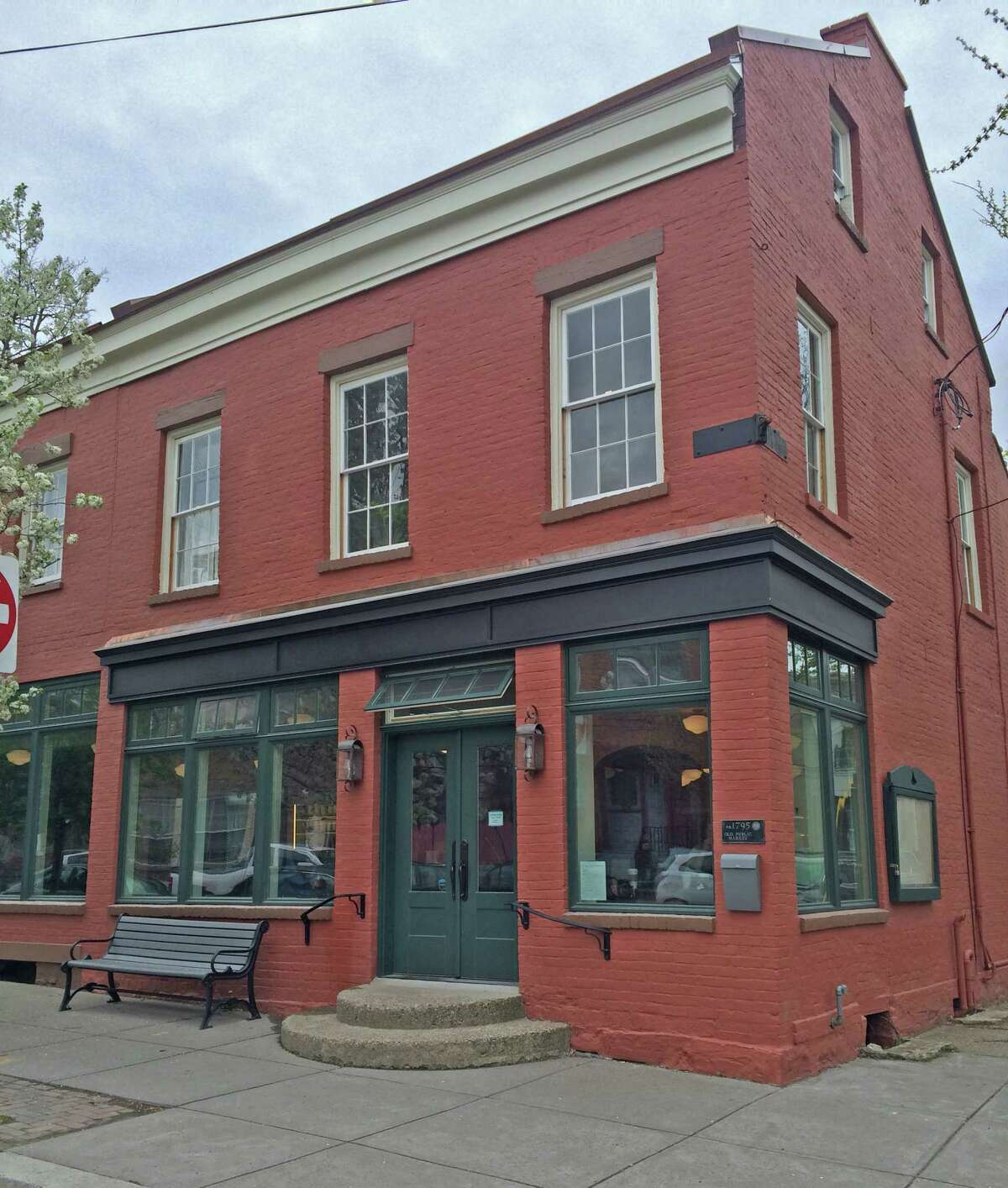 The owner of Arthur's Market in Schenectady's Stockade was honored with a preservation award by the Schenectady Heritage Foundation in 2021.