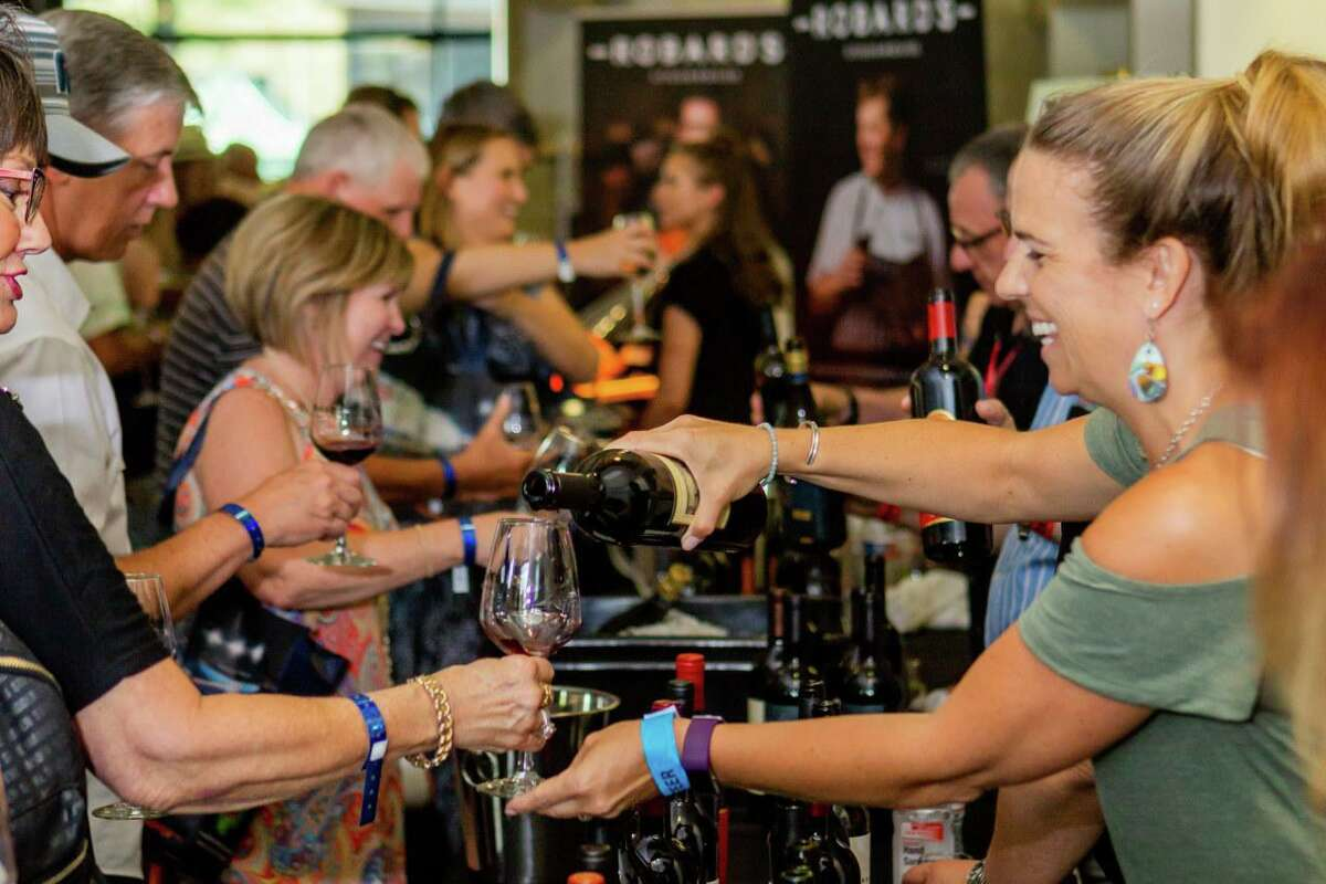 One of the most popular foodie events in the Houston region and The Woodlands returns this month, as officials from Wine & Food Week have announced a slate of events from late May through October.