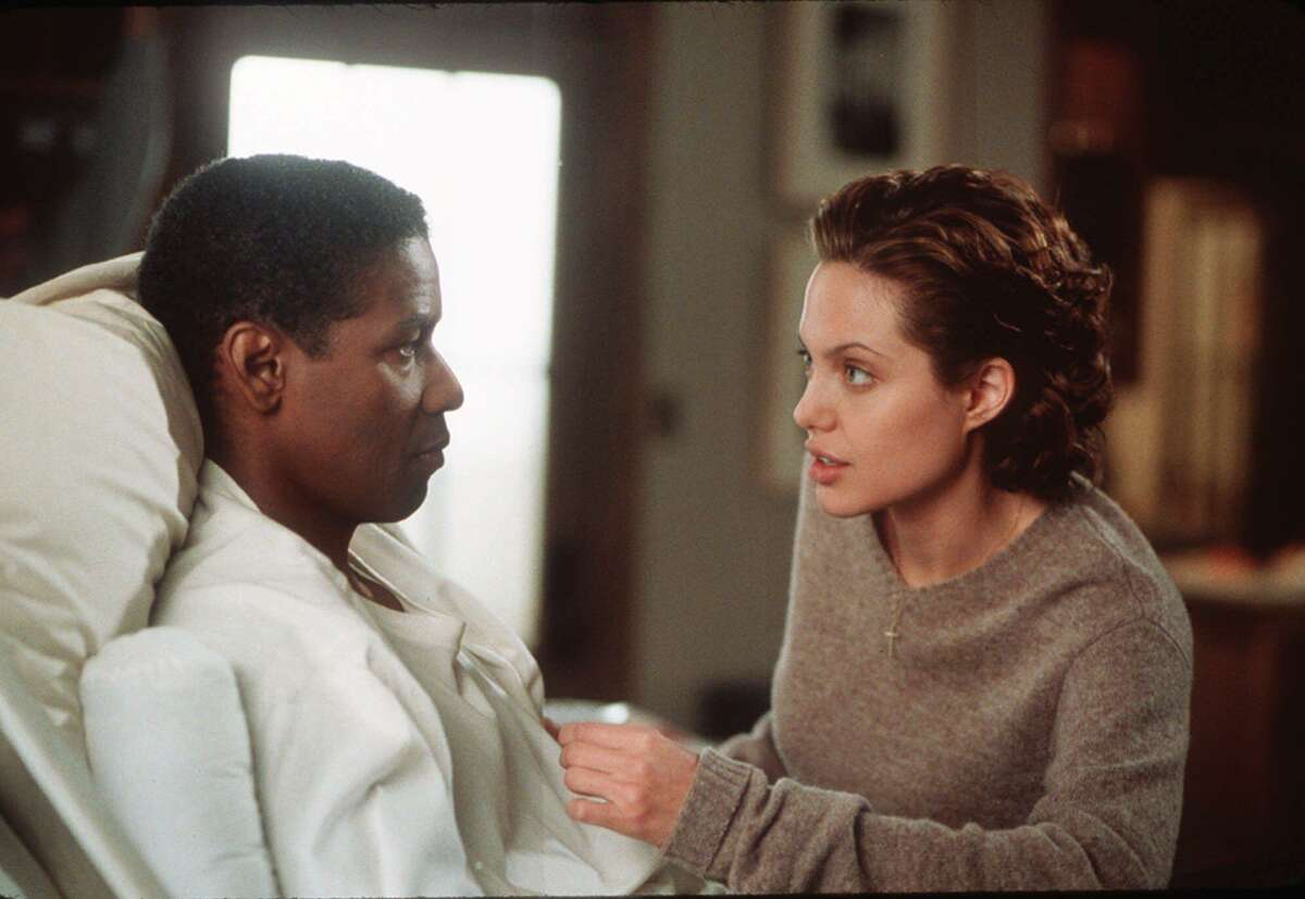 Denzel Washington teams up with Angelina Jolie in