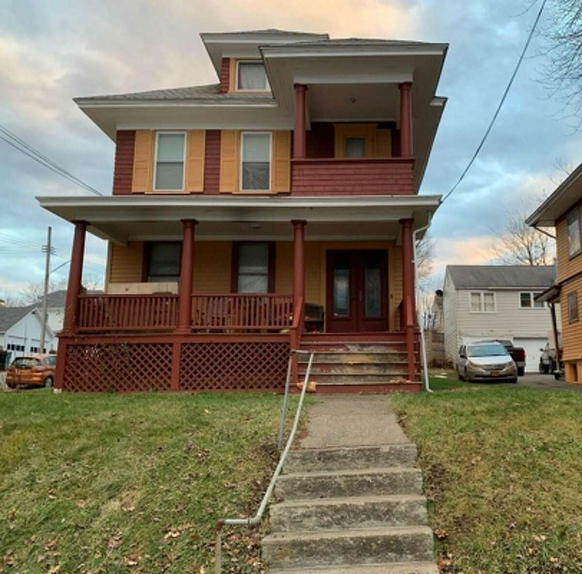 $375,000. 32 Fairview Ave, Hudson NY 12534. View listing.