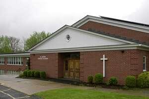 St. Joseph Catholic Academy, Brookfield, Conn. Wednesday, May 5, 2021.