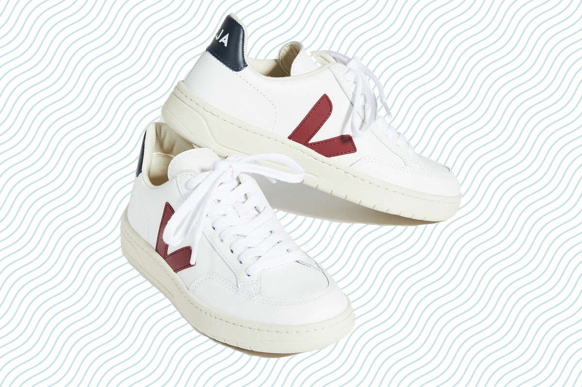 Select Vejasneakers are 30% off at Shopbop