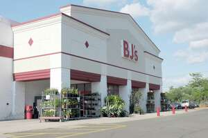 BJ's Wholesale Club in North Haven.
