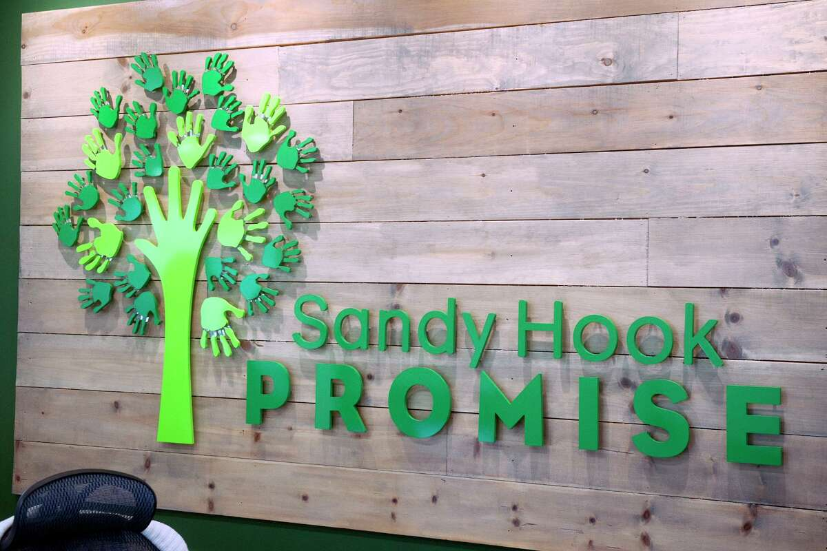 Sandy Hook Promise in Newtown, Conn. April 8, 2019.